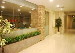 호텔 콩코드 갤럭시 - 뭄바이 - 로비