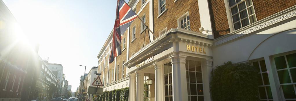 두란트 호텔 - 런던 - 건물