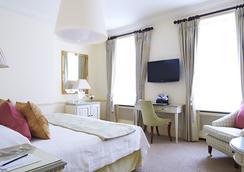 두란트 호텔 - 런던 - 침실