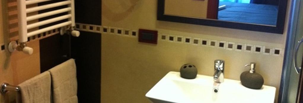 Eritrea Suite - 로마 - 욕실