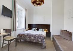 Hotel Sct Thomas - 코펜하겐 - 침실