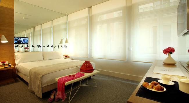 파크 호텔 - 바르셀로나 - 침실