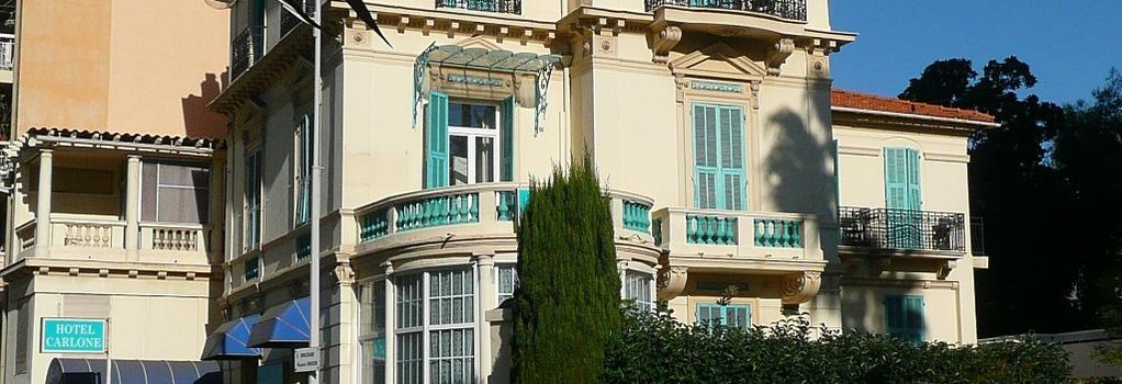 Hotel Carlone - 니스 - 건물