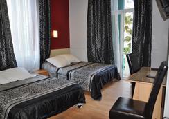 Hotel Carlone - 니스 - 침실