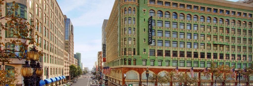 호텔 젤로스 샌프란시스코 - 샌프란시스코 - 건물