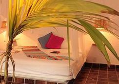 Hotel Baxar - 아카풀코 - 침실