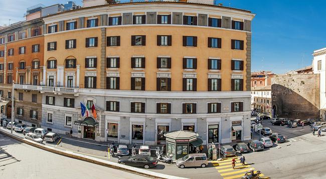 호텔 노르 누오바 로마 - 로마 - 건물