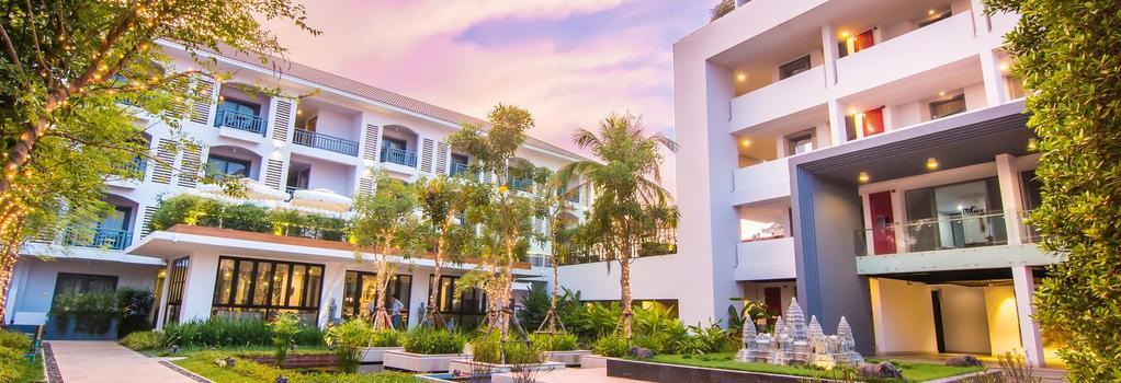 담레이 앙코르 호텔 - 시엠레아프 - 건물