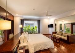 Elegant Angkor Resort & Spa - 시엠레아프 - 침실