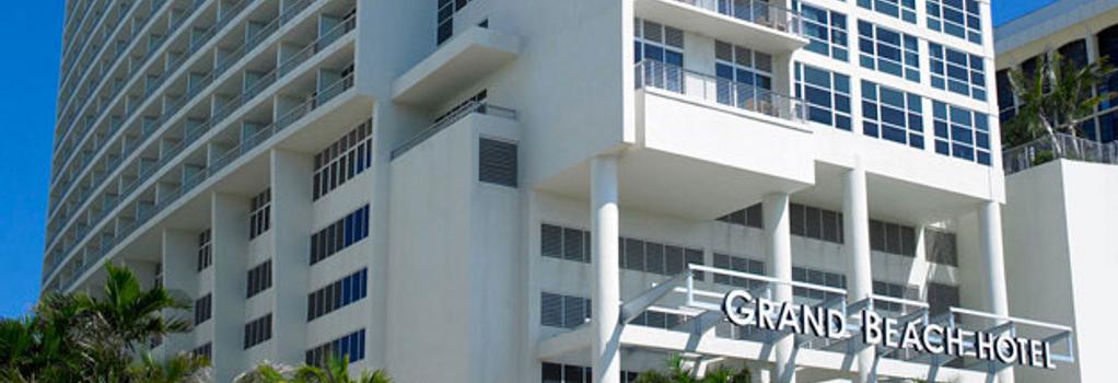 그랜드 비치 호텔 - 마이애미비치 - 건물