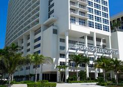 Grand Beach Hotel - 마이애미비치 - 건물