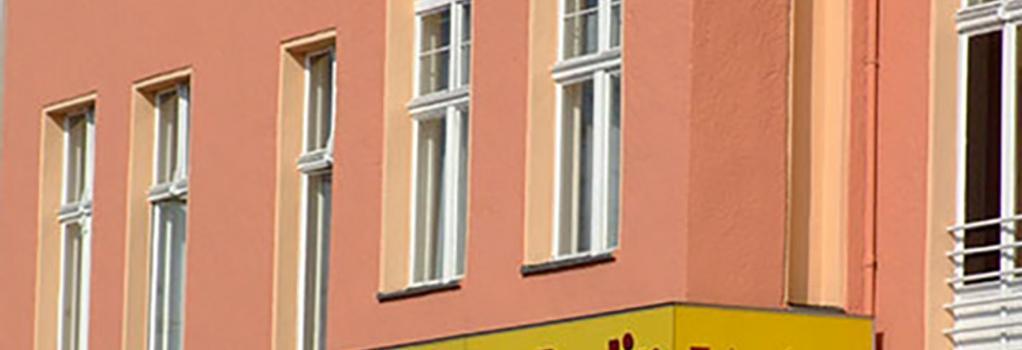 시티 펜션 베를린 호텔 - 베를린 - 건물