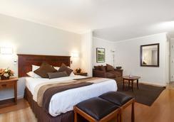 Apart Hotel Cambiaso - 산티아고 - 침실