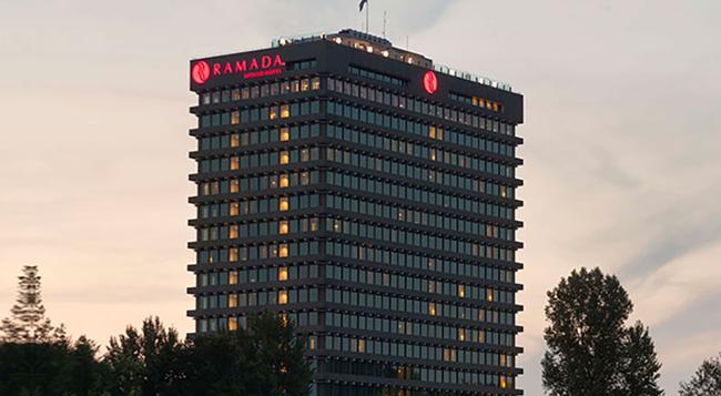 라마다 아폴로 암스테르담 센터 호텔 - 암스테르담 - 건물