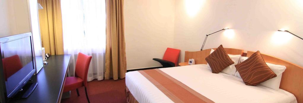 더 메트로폴리탄 Y 호텔 - 싱가포르 - 침실