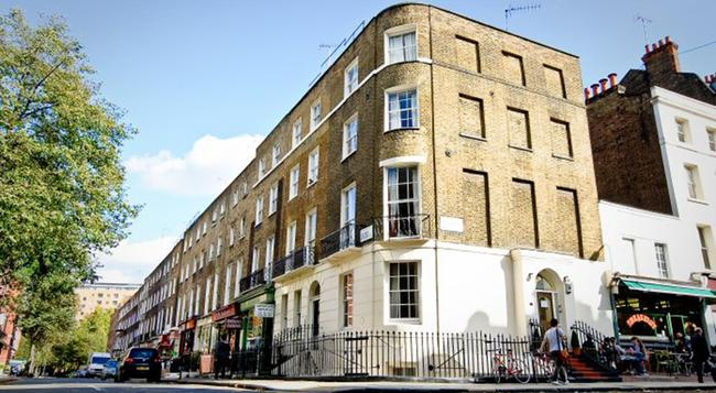 레이 하우스 호텔 - 런던 - 건물