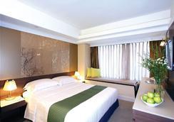 하버 프라자 8도 - 홍콩 - 침실