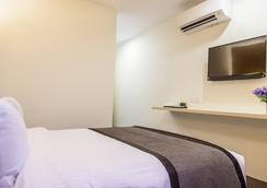 샌드파이퍼 호텔 쿠알라룸푸르 - 쿠알라룸푸르 - 침실
