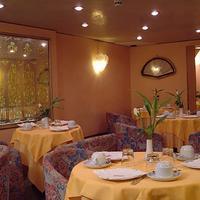 안티코 파나다 Breakfast Area