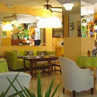 호스탈 알타마 드 알무네카 Restaurant
