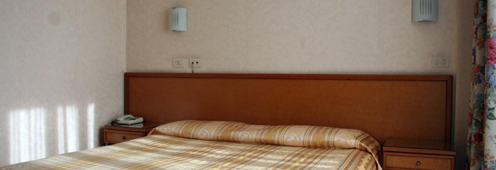 Hotel Città 2000 - 로마 - 침실