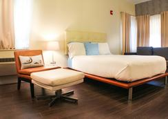 The New Hotel Miami - 마이애미비치 - 침실