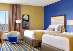 Moonrise Hotel - 세인트루이스 - 침실