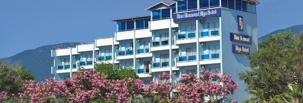 Blue Diamond Alya Hotel - 알라냐 - 건물