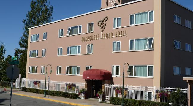 Anchorage Grand Hotel - 앵커리지 - 건물