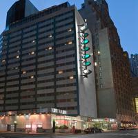 더블트리 메트로폴리탄 호텔 뉴욕 시티 Hotel Front - Evening/Night