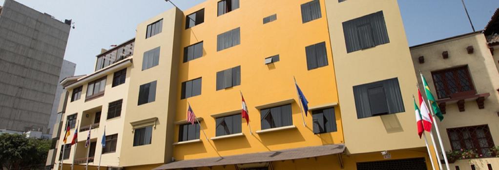 Hotel Nirvana - 리마 - 건물