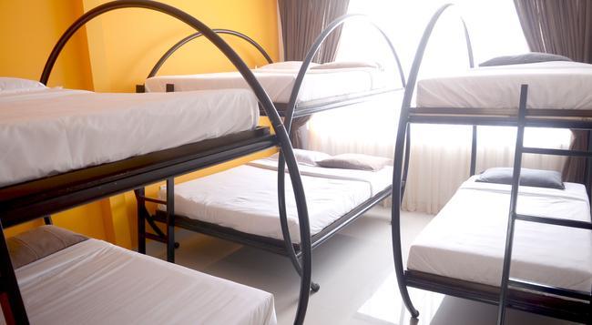 슬라 부티크 호스텔 - 프놈펜 - 침실