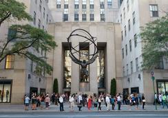 The Jewel Facing Rockefeller Center - 뉴욕 - 건물