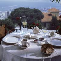 단 파노라마 하이파 호텔 Restaurant