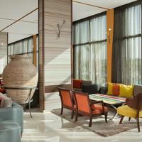 단 파노라마 에이라트 호텔 Lobby View