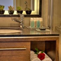 단 파노라마 하이파 호텔 Bathroom