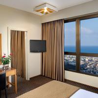 단 파노라마 하이파 호텔 Guest room