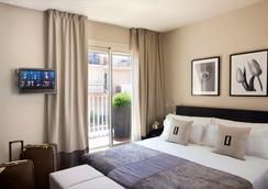무르무리 호텔 - 바르셀로나 - 침실