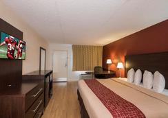 Red Roof Inn Orlando South - Florida Mall - 올란도 - 침실