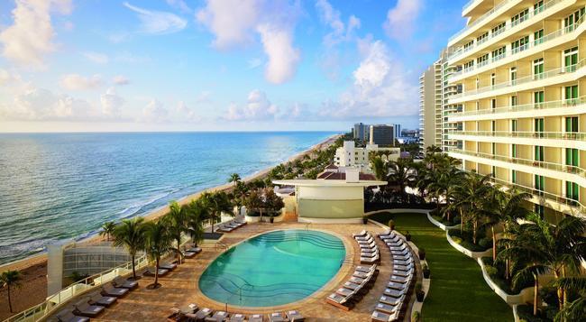 The Ritz-Carlton Fort Lauderdale - 포트로더데일 - 건물