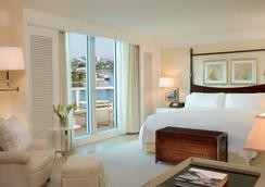 The Ritz-Carlton Fort Lauderdale - 포트로더데일 - 침실
