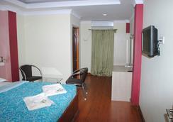 호텔 앵커리지 인 - 포트 블레어 - Port Blair - 침실