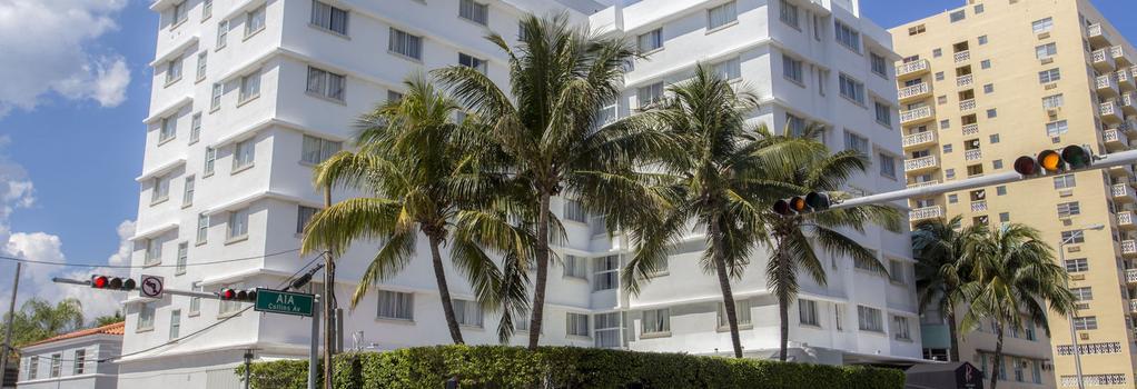 레드 사우스 비치 호텔 - 마이애미비치 - 건물
