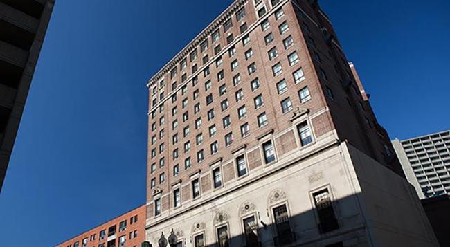 Courtyard by Marriott Boston Downtown - 보스턴 - 건물