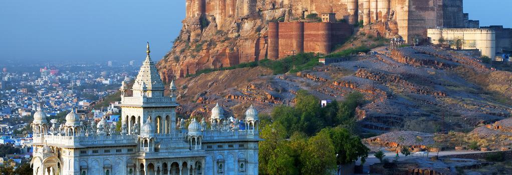 V Resorts Jhalamand Garh Jodhpur